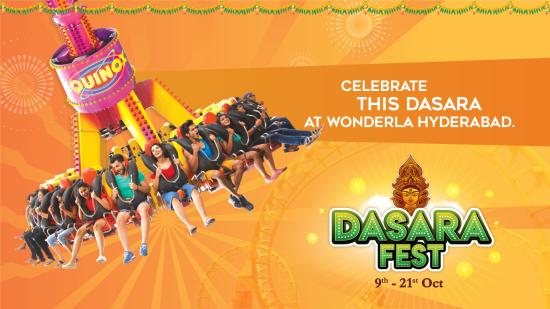 Dasara-Fest -Banner