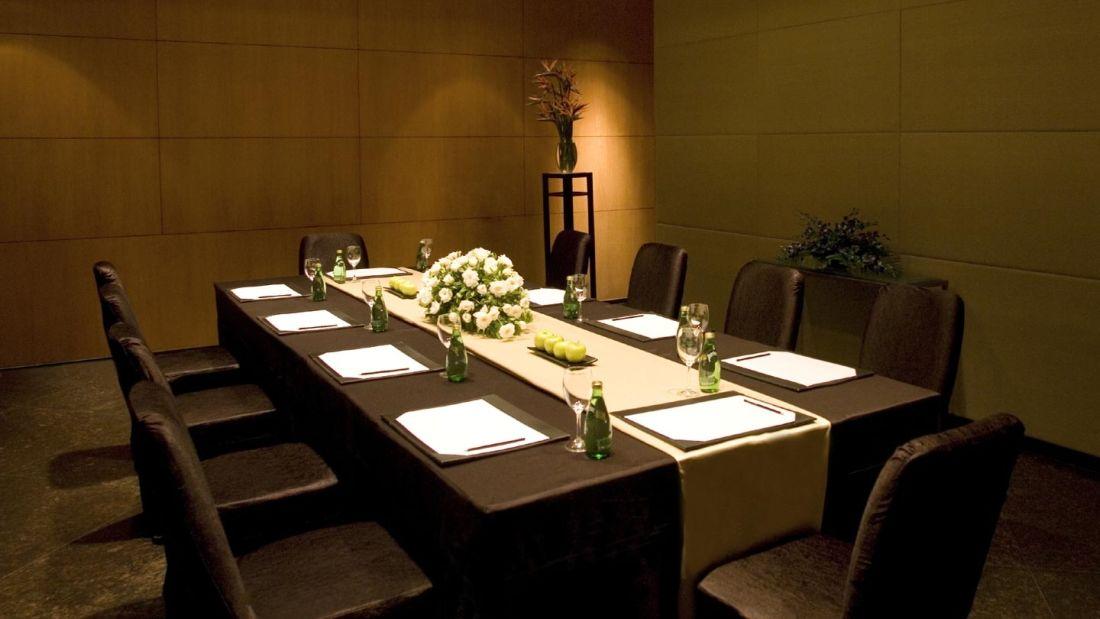 board room, the grand hotel new delhi