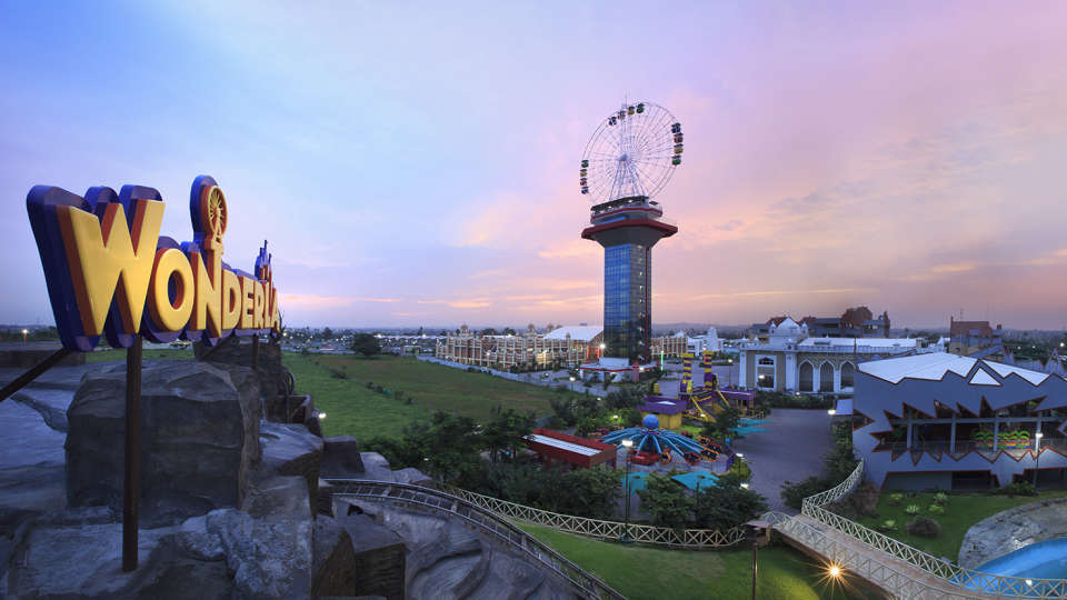 Wonderla Main Shot EXT
