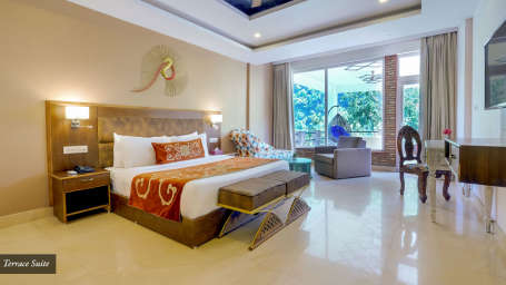 Terrace Suite at Summit By The Ganges Beach Resort Spa Rishikesh master image