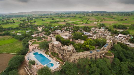 Hill Fort-Kesroli Neemrana Hotels Hotels in Rajasthan seunf5