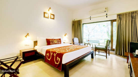 Deluxe-Room at Summit by the Ganges Beach resort and Spa Rishikesh master image