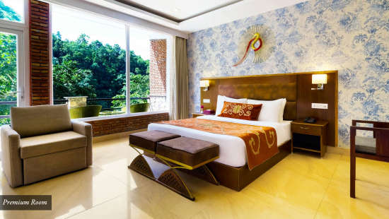 Premium-Rooms at Summit By The Ganges Beach Resort Spa Rishikesh Master Image