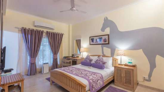 Standard Rooms  Colonels Retreat  Best Hotel in New Delhi 4