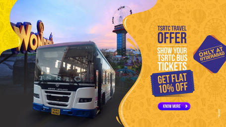 Wonderla New Banners 2020 TSRTC Offer 02