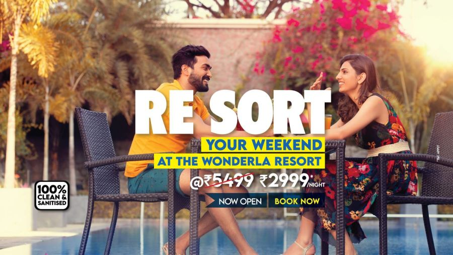 Home page banner - Resort u1pghy