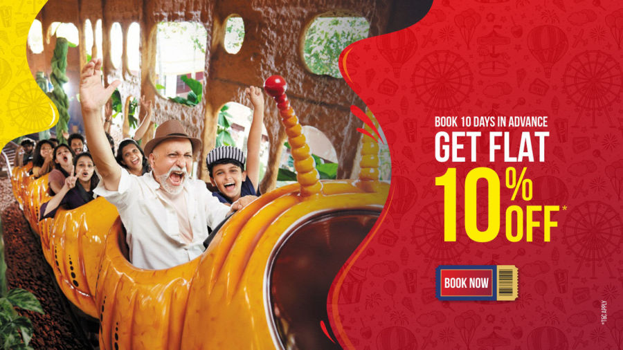 Wonderla New Banners 2020 10 Off drgwq6
