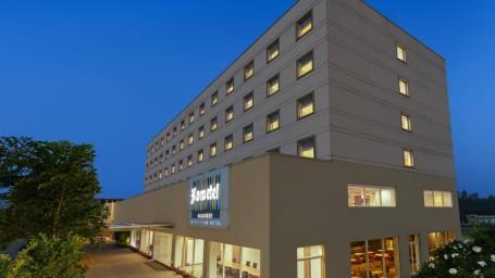 Facade Hometel Roorkee  Top Hotel in Roorkee 2