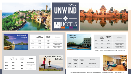 Unwind with 1589 Hotels 2