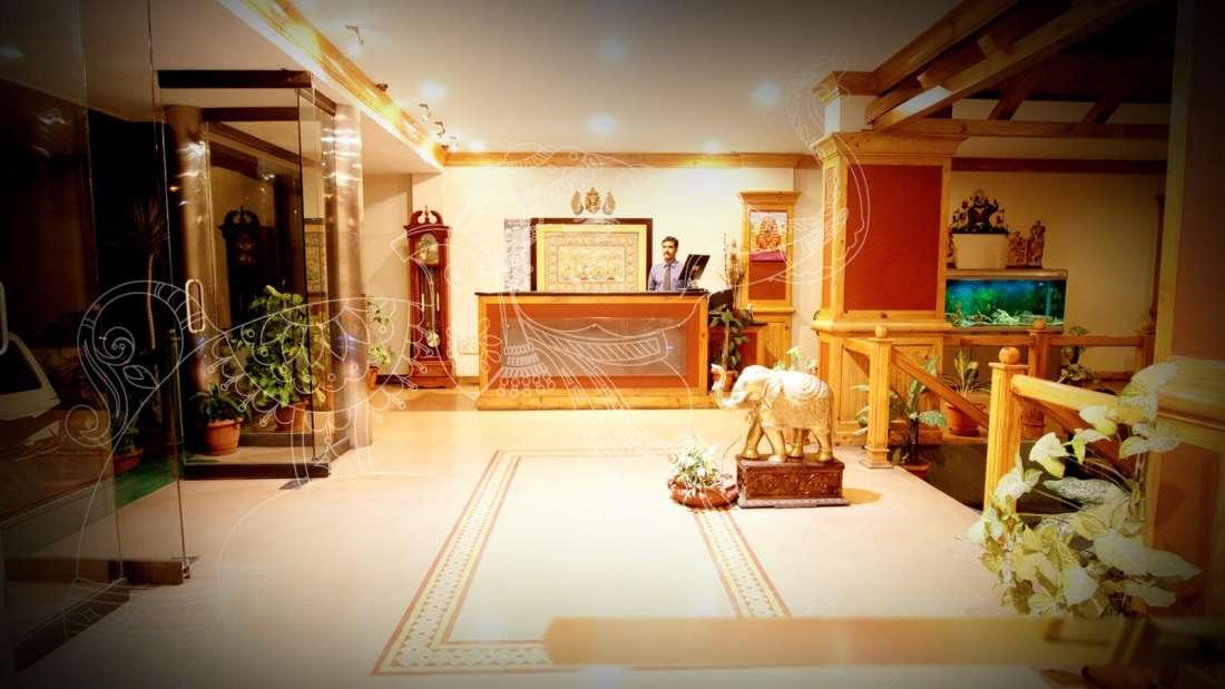 Hotel Royale Heritage, Mysore Mysore Lobby Hotel Royale Heritage 2