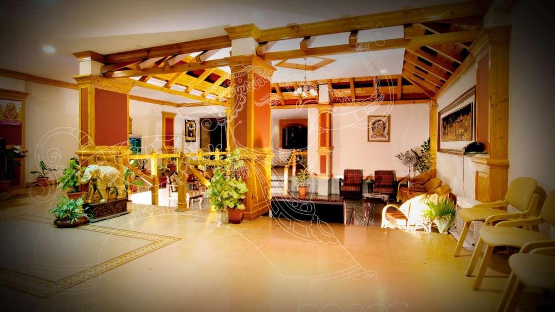 Hotel Royale Heritage, Mysore Mysore Lobby Hotel Royale Heritage