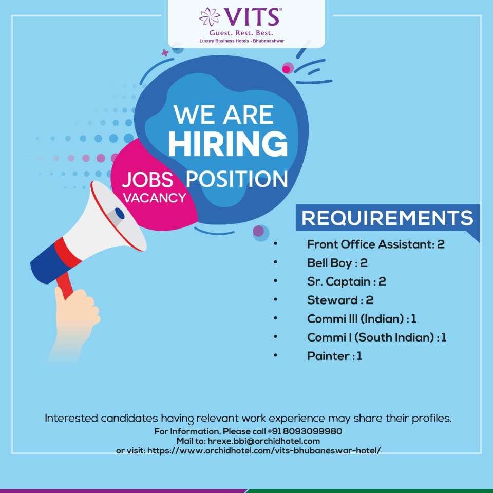 Job Opening - VB