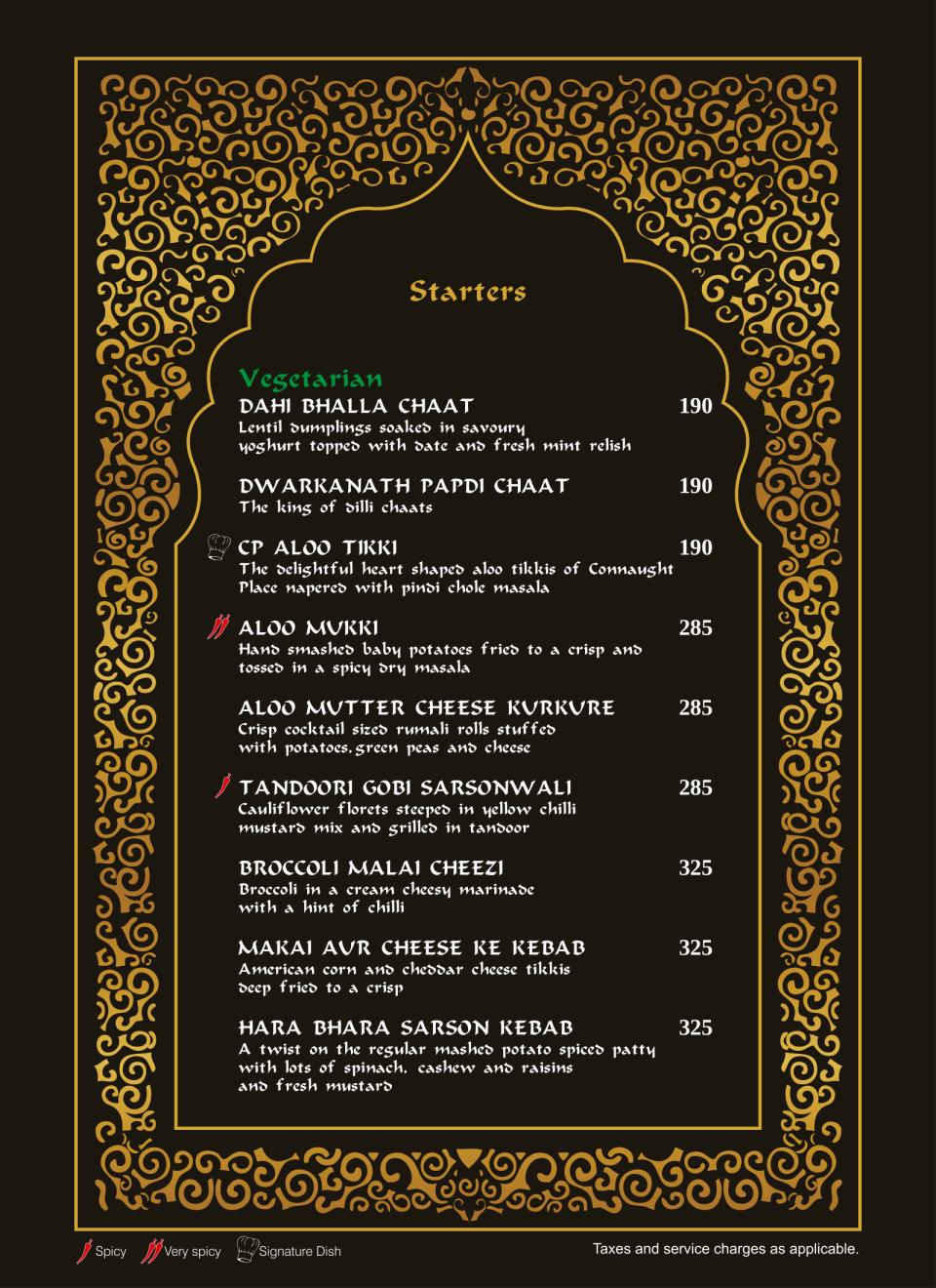SOS ala carte menu exjjw2-04
