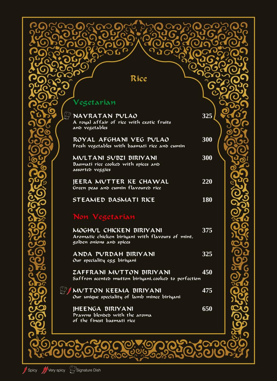 SOS ala carte menu exjjw2-14