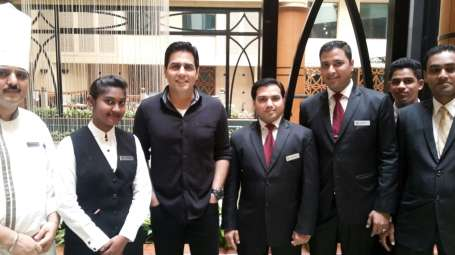 The Orchid - Five Star Ecotel Hotel Mumbai IMG-20160227-WA0018