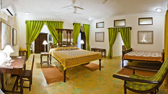 Aastha Mahal_ Tijara Fort Palace_ Hotel Rooms in Rajasthan_ Rooms Near Jaipur 1