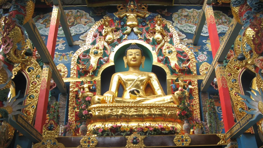 Namdroling Monastery , Amanvana Spa Resort ,Places to Visit In Coorg