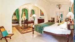 Hara Mahal Neemrana Fort-Palace Alwar Rajasthan