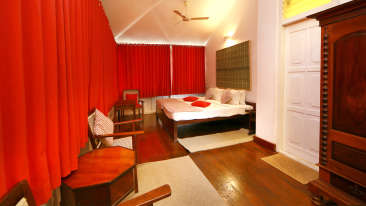 The Breakopt room The Tower House Cochin Kerala