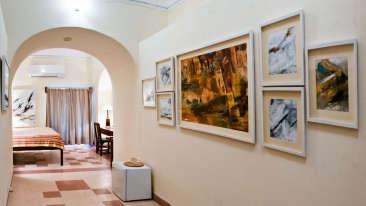 Indore Mahal 1 Facade_Tijara Fort Palace_Hotel In Rajasthan