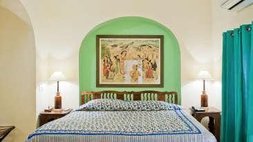 Kalam Mahal, Tijara Fort Palace, Hotel Rooms in Alwar, Rooms in Tijara 16