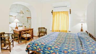 Panda Mahal, Tijara Fort Palace, Hotel Rooms in Alwar, Rooms in Tijara 28