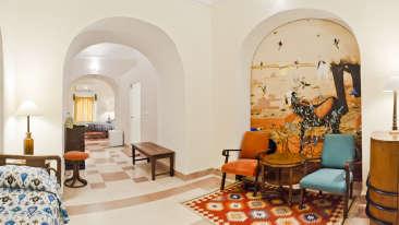 Panda Mahal Tijara Fort-Palace Alwar Rajasthan Weekend getaway