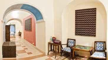 Ratish Mahal, Tijara Fort Palace, Hotel Rooms in Alwar, Rooms in Tijara 23