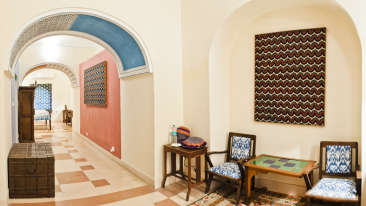 Ratish Mahal Tijara Fort-Palace Alwar Rajasthan Weekend getaway