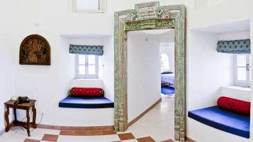 Suneet Mahal, Tijara Fort Palace, Hotel Rooms in Alwar, Rooms in Tijara 33