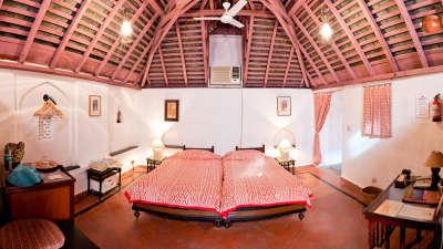 Geru Mahal Neemrana Fort-Palace Alwar Rajasthan