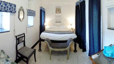 Heera Mahal Neemrana Fort-Palace Alwar Rajasthan