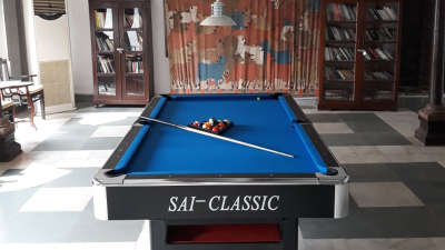 Pool Table, Neemrana Fort Palace, Activities in Neemrana
