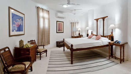 Hill Fort-Kesroli Alwar Jai Mahal Hotel Rooms in Alwar