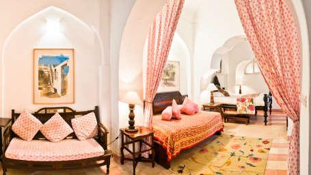 Burj Mahal Neemrana Fort-Palace Alwar Rajasthan