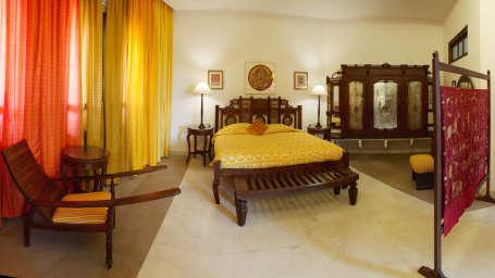 Meera Mahal 1 Neemrana Fort-Palace Alwar Rajasthan