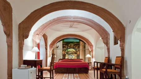 Kaleka Mahal Tijara Fort-Palace Alwar Rajasthan Weekend getaway