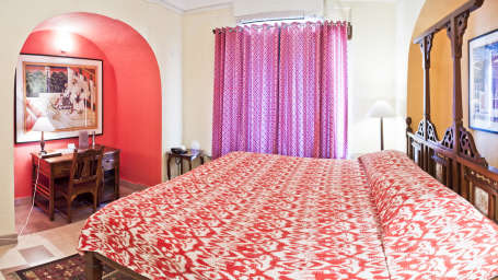 Nitin Mahal_ Tijara Fort Palace_ Hotel Rooms in Rajasthan_ Rooms Near Jaipur 30