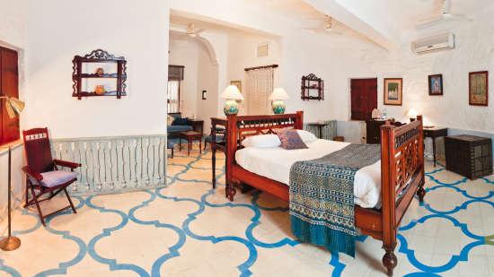 Ambar Burj 1 Neemrana Fort-Palace Alwar Rajasthan