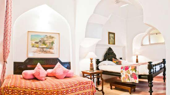 Burj Mahal 1 Neemrana Fort-Palace Alwar Rajasthan