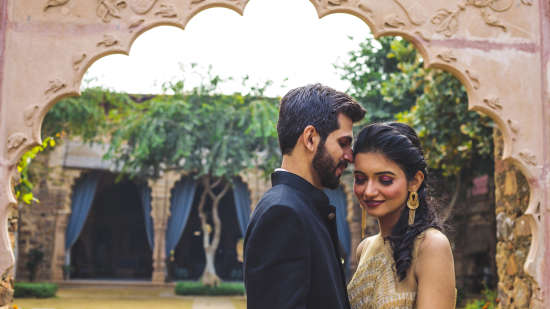 Image result for Neemrana Fort-Palace pre wedding shoots