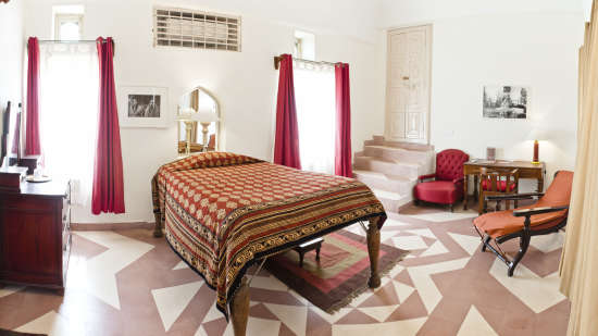 Amrita-Vivan Mahal 1 Tijara Fort-Palace Alwar Rajasthan