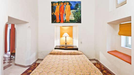 Gogi Mahal 1 Tijara Fort-Palace Alwar Rajasthan