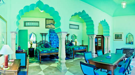 Laila Mahal, Tijara Fort Palace, Hotel Rooms in Alwar, Rooms in Tijara 38