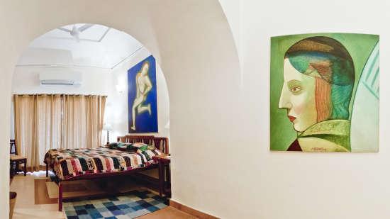 Neeraj Mahal, Tijara Fort Palace, Hotel Rooms in Alwar, Rooms in Tijara 9
