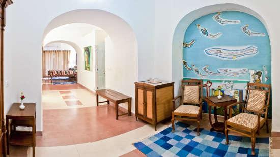 Neeraj Mahal 1 Tijara Fort-Palace Alwar Rajasthan Weekend getaway