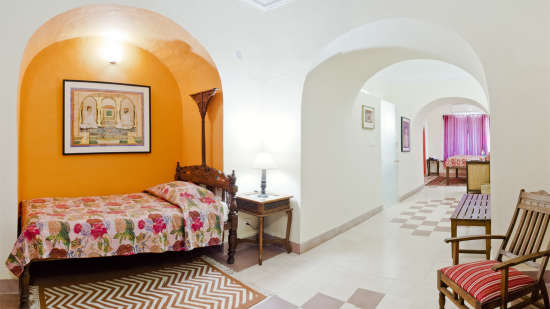 Nitin Mahal, Tijara Fort Palace, Hotel Rooms in Alwar, Rooms in Tijara 7