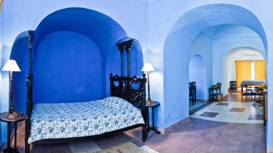 Robert Mahal 1 Tijara Fort-Palace Alwar Rajasthan Weekend getaway