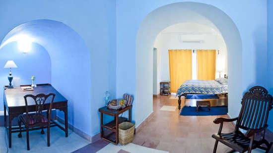 Robert Mahal Tijara Fort-Palace Alwar Rajasthan Weekend getaway