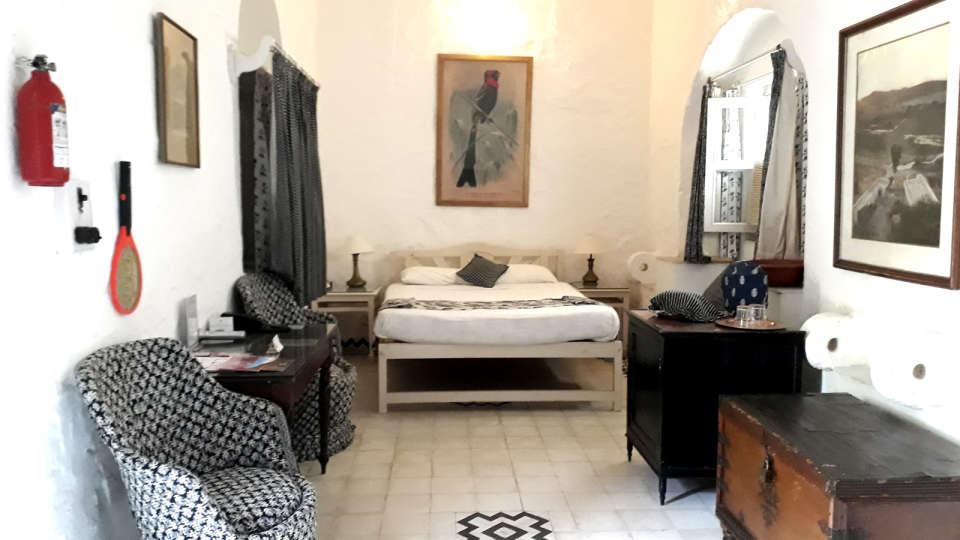 Hill Fort-Kesroli Alwar Papiha Mahal luxury hotels in Rajasthan